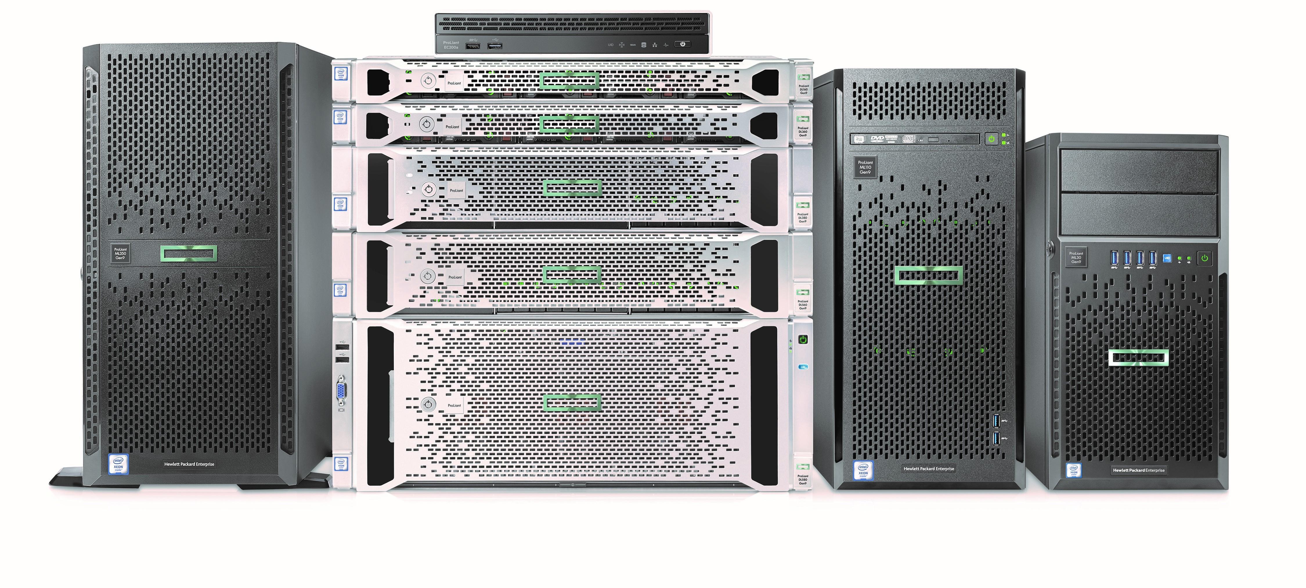 惠普服务器大全|惠普服务器报价|hp服务器官网代理商