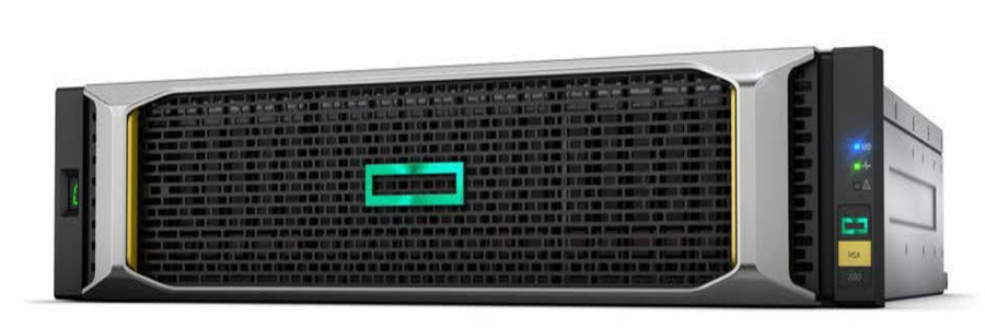 寿命最长的入门级FC&IP融合SAN存储——HPE MSA SAN存储